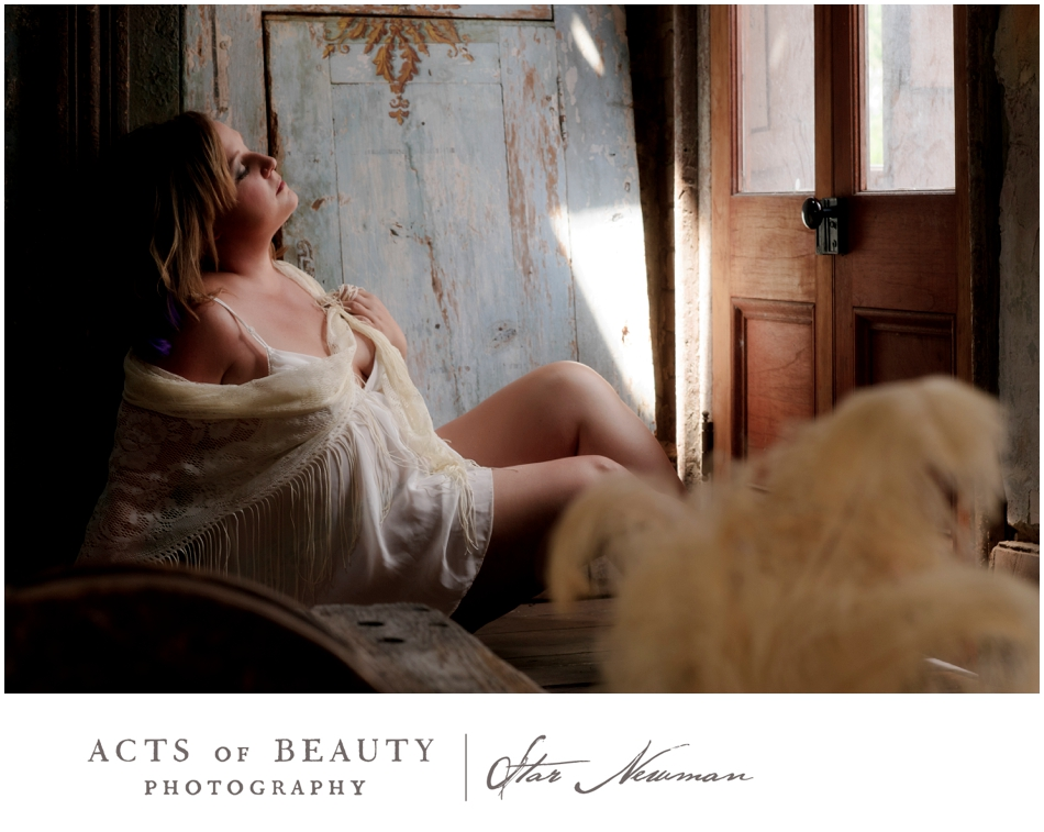 Boudoir photography at Race and Religious
