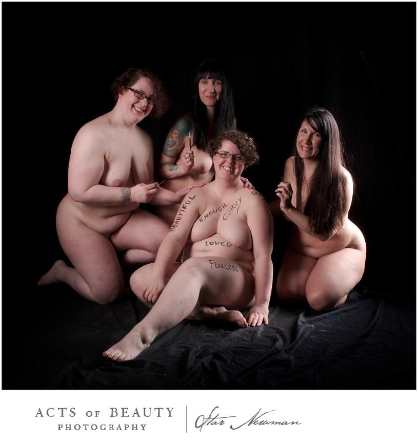 Nude Art Leaving Marks