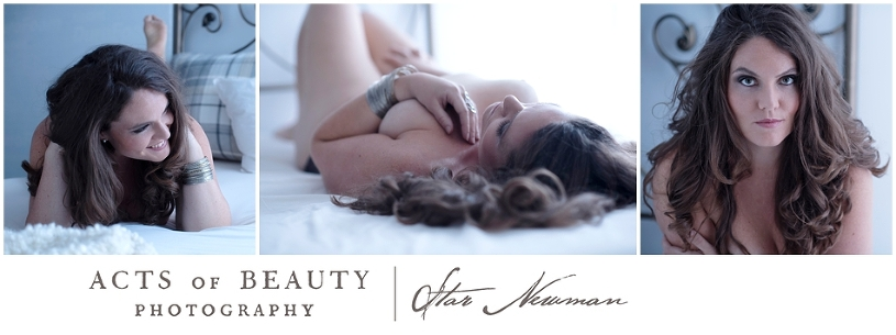 Holiday Boudoir Photography Session