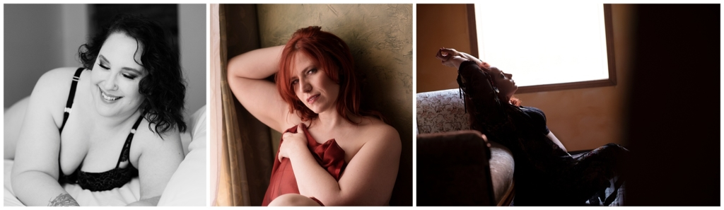 Beautiful Plus Size Boudoir Photos Pose