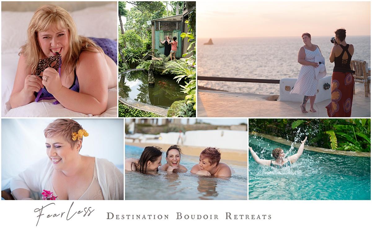 Body Positive Women's Retreat- Destination Boudoir