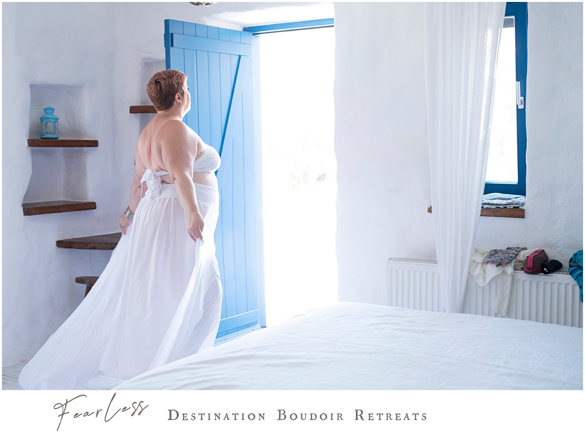 Body Positive Women's Retreat- Destination Boudoir