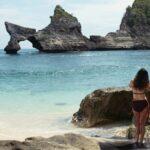 Beautiful photo location in Nusa Penida Bali