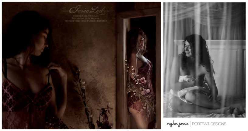 Choosing a Boudoir Photographer- Different Styles