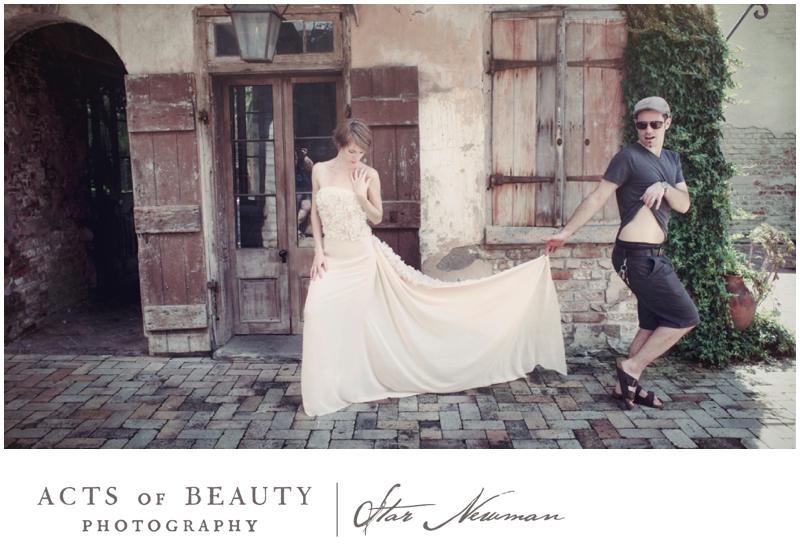 Choosing a male boudoir photographer
